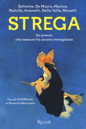 Strega - S. Petrocchi   Rochesterscifianimecon.com