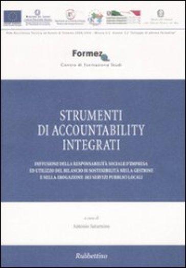 Strumenti di accountability integrati - A. Saturnino | Thecosgala.com