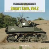 Stuart Tank Vol. 2: The M5, M5A1, and Howitzer Motor Carriage M8 Versions in World War II