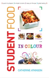 Student Food in Colour