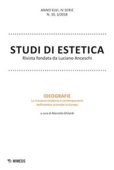 Studi di estetica (2018). 1. - M. Ghilardi | Ericsfund.org