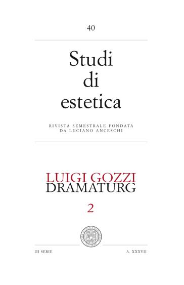 Studi di estetica. 40.