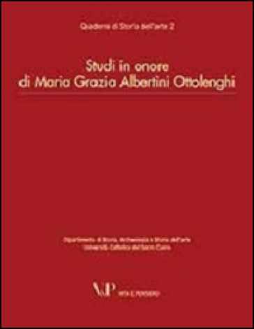 Studi in onore di Maria Grazia Albertini Ottolenghi - M. Rossi | Rochesterscifianimecon.com