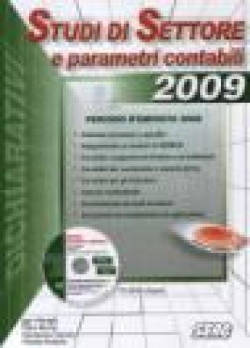 Studi di settore e parametri contabili. Con CD-ROM