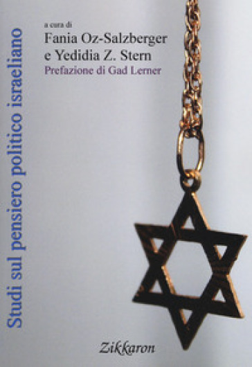 Studi sul pensiero politico israeliano - P. P. Bastia | Thecosgala.com