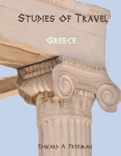 Studies of Travel : Greece (Illustrated)
