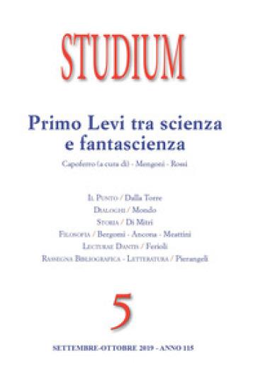 Studium (2019). 5: Primo Levi tra scienza e fantascienza