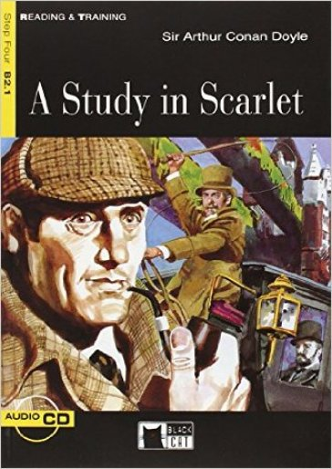 Study in scarlet. Con CD Audio (A)