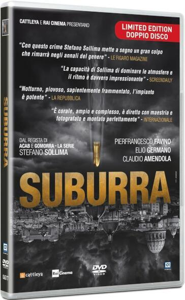 Suburra (2 DVD)(limited edition)
