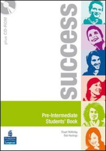 Success. Intermediate. Workbook. Ediz. internazionale. Con CD Audio. Per le Scuole superiori