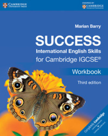 Success international english skills for IGCSE. Workbook. Con espansione online. Per le Scuole superiori