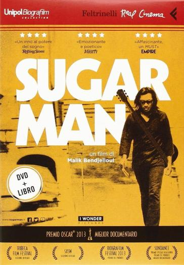 Sugar Man. Con DVD - Malik Bendjelloul |