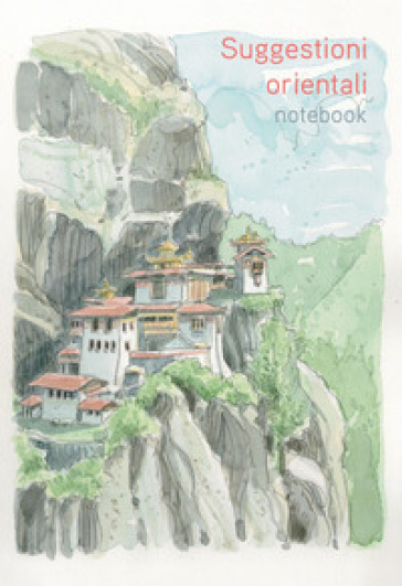 Suggestioni orientali. Notebook - Gabriele Genini pdf epub