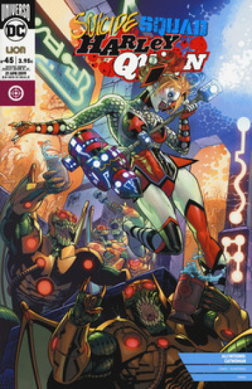Suicide Squad. Harley Quinn. 45. - S. West | Thecosgala.com