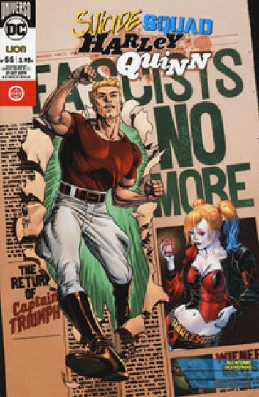 Suicide Squad. Harley Quinn. 55. - S. Catania  