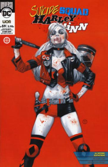 Suicide Squad. Harley Quinn. 59. - A. Cirafisi |