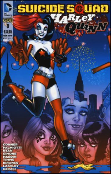 Suicide Squad. Harley Quinn. 9. - M. Mezzanotte |
