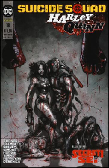 Suicide Squad. Harley Quinn. 18. - M. C. Farinelli | Rochesterscifianimecon.com