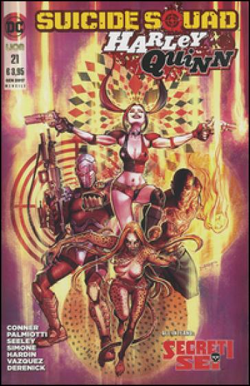 Suicide Squad. Harley Quinn. 21. - M. C. Farinelli | Rochesterscifianimecon.com