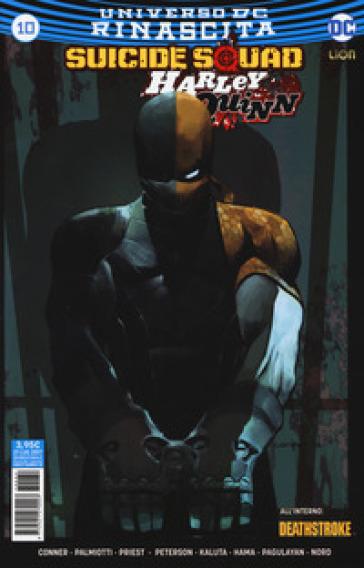 Suicide Squad. Harley Quinn. 10. - M. C. Farinelli | Rochesterscifianimecon.com