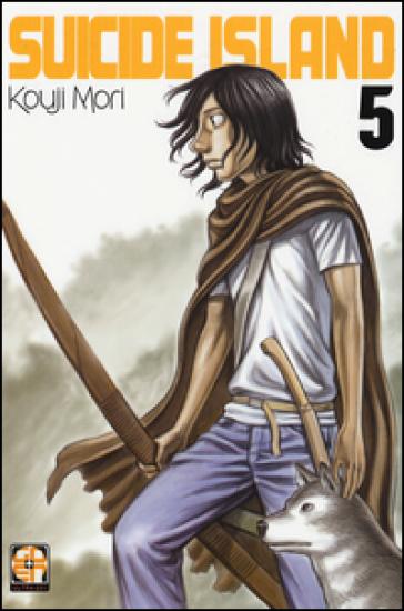 Suicide island. 5. - Kouji Mori   Jonathanterrington.com