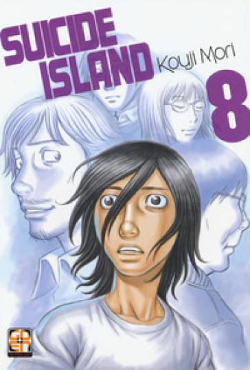 Suicide island. 8. - Kouji Mori |