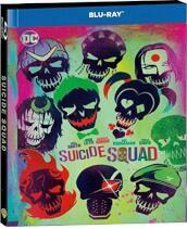 Suicide squad (2 Blu-Ray)(extended cut)