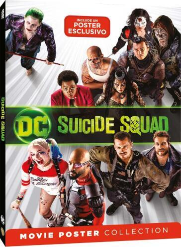 Suicide squad (DVD)(movie poster collection)