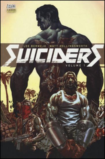 Suiciders. 1. - Lee Bermejo   Rochesterscifianimecon.com