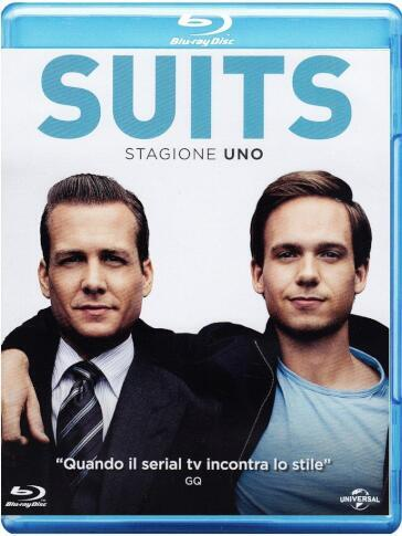 Suits - Stagione 01 (3 Blu-Ray)
