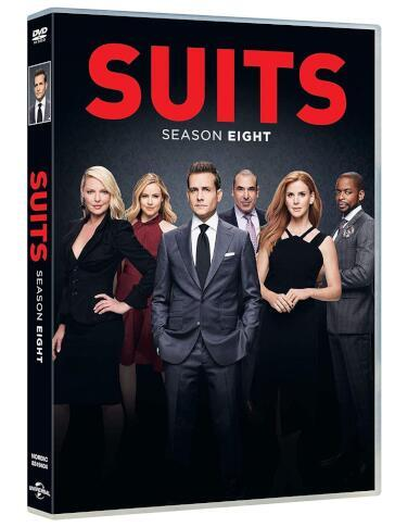 Suits - Stagione 08 Episodi 01-16 (4 DVD)