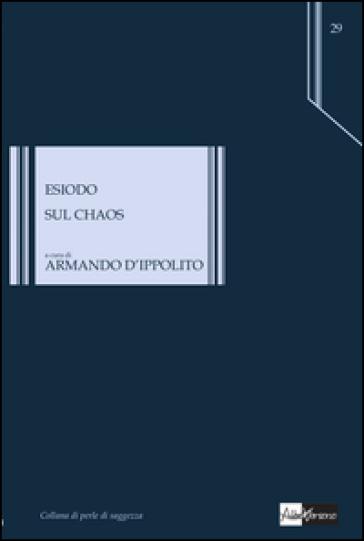 Sul Chaos - Esiodo | Rochesterscifianimecon.com