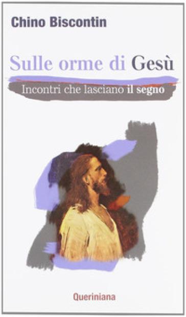 Sulle orme di Gesù. Incontri che lasciano il segno - Chino Biscontin | Rochesterscifianimecon.com