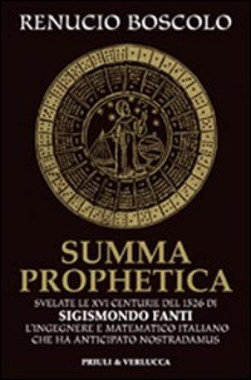 Summa prophetica - Renucio Boscolo   Thecosgala.com