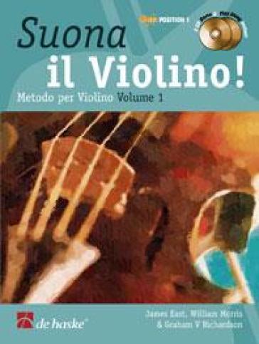 Suona il violino. Per la Scuola media. 1.