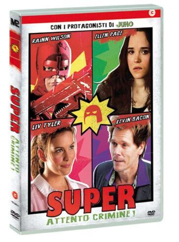 Super - Attento crimine! (DVD)