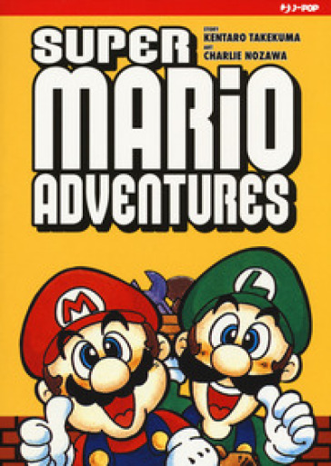 Super Mario adventures - Kentaro Takekuma pdf epub