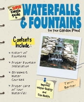 Super Simple Guide to Waterfalls & Fountains