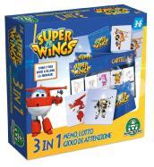 Super Wings Super Memo 3 In 1
