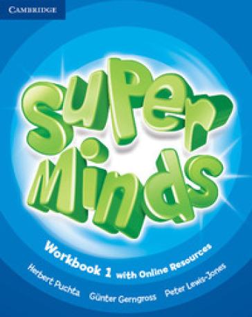 Super minds. Level 1. Workbook. Per la Scuola elementare. Con e-book. Con espansione online - Herbert Puchta |