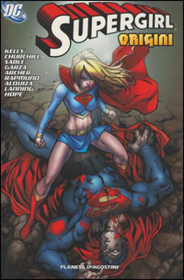 Supergirl. 4.Le origini