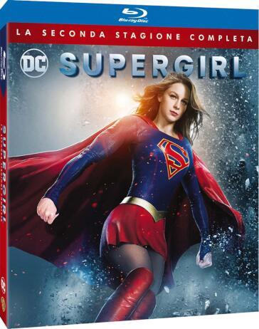 Supergirl - Stagione 02 (4 Blu-Ray)