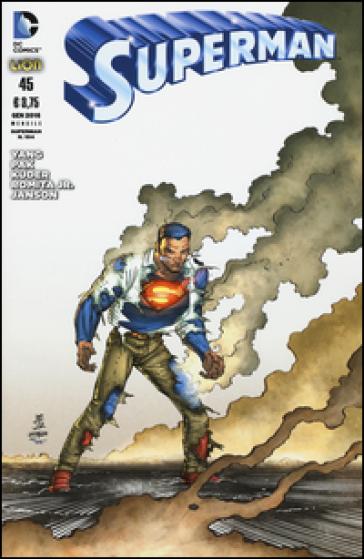 Superman. 104. - Gene Luen Yang | Rochesterscifianimecon.com
