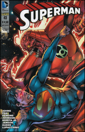 Superman. 43.