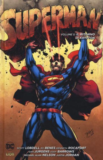 Superman. 5: Il ritorno di Krypton - S. Formiconi |