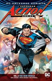 Superman: Action Comics Volume 4 Rebirth