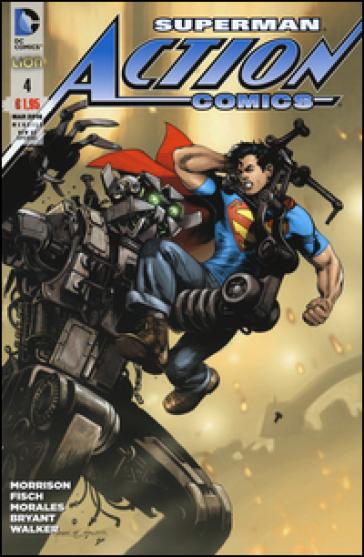 Superman. Action comics. 4. - S. Formiconi | Rochesterscifianimecon.com