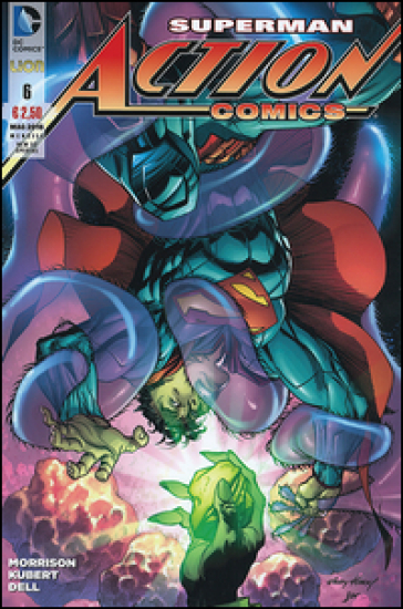 Superman. Action comics. 6. - Grant Morrison pdf epub