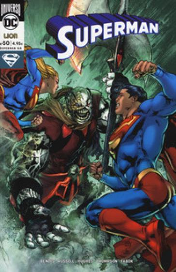 Superman. Ediz. variant. 50. - S. Formiconi  