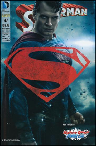 Superman. Nuova serie variant fotografica. 106.